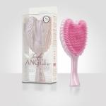 фото 9000  Расческа Tangle Angel Нежно розовый цена, отзывы