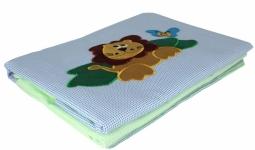 фото 9272  Комплект постельного белья Лев цена, отзывы