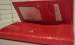 фото 1597  Портмоне женское s019 кожа лакированая цена, отзывы