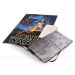 фото 6487  Блокнот Moleskine Star Wars средний Линейка Черный цена, отзывы