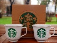 фото 10217  Подарочный набор чашек Starbucks 2011 цена, отзывы