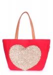 фото 7365  Текстильная сумка Love цена, отзывы