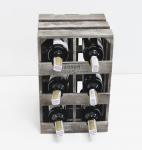 фото 7078  Подставка для вина ящик на 6 бутылок модульный вертикальный цена, отзывы