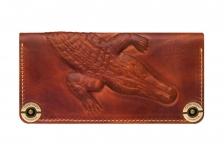 фото 11620  Кошелек Alligator  цена, отзывы