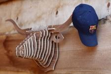 фото 8558  Интерьерная голова быка 3D пазл цена, отзывы