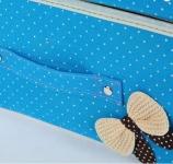 фото 25713  Мини комодик для белья (Голубой) цена, отзывы