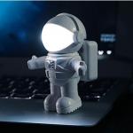 фото 13114  Светильник для ноутбука Космонавт  цена, отзывы