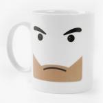 фото 11208  Чашка Бандит Mugga Mug цена, отзывы