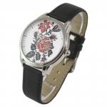 фото 3998  Часы наручные цветы вышиванки цена, отзывы