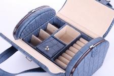 фото 6870  Шкатулка для украшений цвет синий закат цена, отзывы