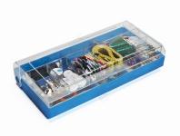 фото 3764  Набор для шитья, 100 предметов в пластиковой коробке цена, отзывы