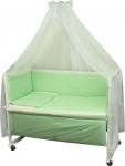 фото 9323  Набор детский в кроватку Дрема с вышивкой цена, отзывы