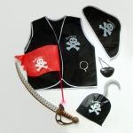фото 8980  Детский карнавальный костюм Пират цена, отзывы