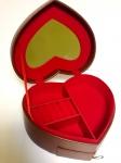 фото 3173  Шкатулка Кожанная сердце цена, отзывы
