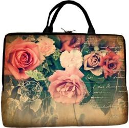 купить Cумка для ноутбука розы цена, отзывы