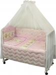 фото 9308  Комплект в детскую кроватку Веселка цена, отзывы