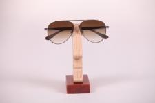 фото 8551  Подставка под мужские очки (сосна) цена, отзывы