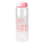 фото 11220  Бутылка My bottle розовая цена, отзывы
