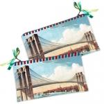 купить Косметичка-кошелек Мост цена, отзывы