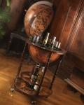 фото 7429  Глобус бар напольный зеленый цена, отзывы