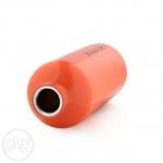 фото 7343  Алюминиевая бутылка для воды 0.6 л Orange цена, отзывы