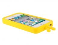 фото 3076  Защитный Чехол Iphone 4,4S Каченя цена, отзывы