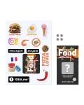 фото 24916  Скретч постер 100 дел Food edition цена, отзывы