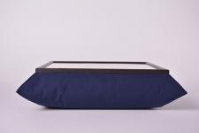 фото 10158  Поднос на подушке Синий лис цена, отзывы