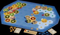 фото 5869  Настольная игра Колонизаторы. Первопроходцы и Пираты цена, отзывы