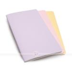 фото 6108  3 блокнота Moleskine Cahier средних пастельных цена, отзывы