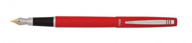 фото 10340  Набор ручек в подарочном футляре Селена красный цена, отзывы