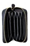 фото 10276  Кошелек-визитница для пластиковых карт Клио черный цена, отзывы