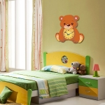 фото 5734  Детские настенные часы Leslie  цена, отзывы