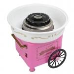фото 25600  Аппарат для приготовления сладкой ваты на колесиках Carnival  цена, отзывы
