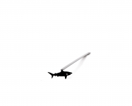 фото 4693  Закладка Shark цена, отзывы