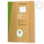 купить 2 блокнота Moleskine Evernote больших бежевых цена, отзывы