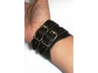 фото 9420  Антический кожаный браслет Barrett цена, отзывы