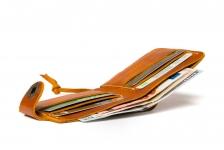 фото 11728  Кошелек Four Orange цена, отзывы