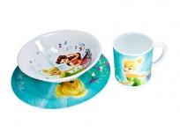 фото 7739  Набор детский Luminarc Disney Fairies Butterfly цена, отзывы