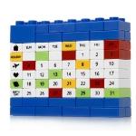 фото 25115  Вечный Календарь PUZZLE Blue цена, отзывы