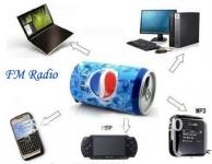 фото 1624  Портативная колонка с MP3 плеером Pepsi цена, отзывы
