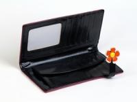 фото 8795  Кошелек Цветик-Семицветик черный цена, отзывы