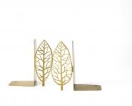 фото 10054  Держатель для книг Деревья Магритта золото цена, отзывы