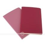 фото 6019  Блокноты Moleskine Volant 2 шт маленькие розовые цена, отзывы