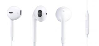 фото 1584  Наушники Apple Iphone 5 (EarPods) цена, отзывы