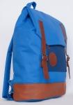 фото 7994  Рюкзак GIN мексиканец голубой с карманом неви цена, отзывы