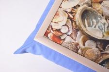 фото 10159  Поднос на подушке Море цена, отзывы