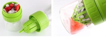 фото 5136  Бутылка для фруктовых напитков цена, отзывы