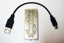 фото 630  USB-зажигалка с детектором валют цена, отзывы