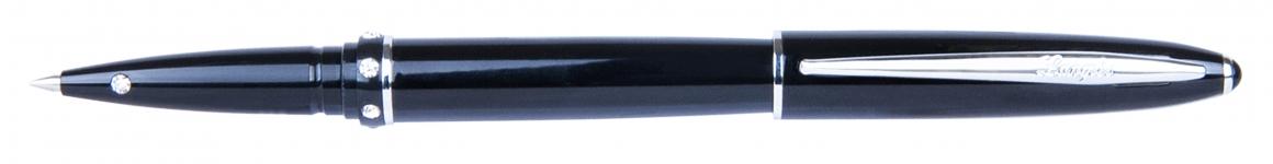 фото 10306  Комплект ручек Пегас черный с прозрачными кристаллами цена, отзывы